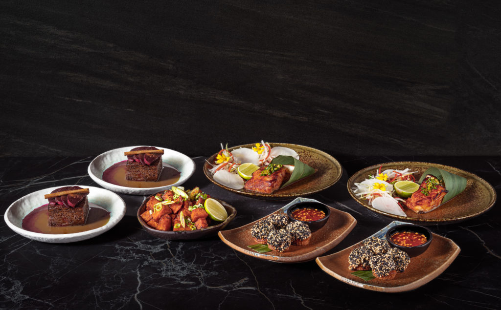 Cook-at-home boxes from Tattu