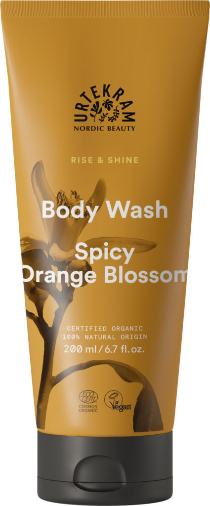 Spicy Orange Blossom