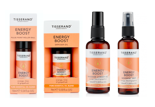 tips from Tisserand Aromatherapy